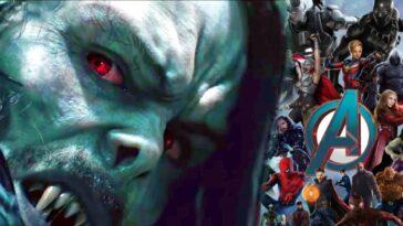 Morbius Amène Le Vampire Vivant Dans Le Mcu Affirme Tyrese