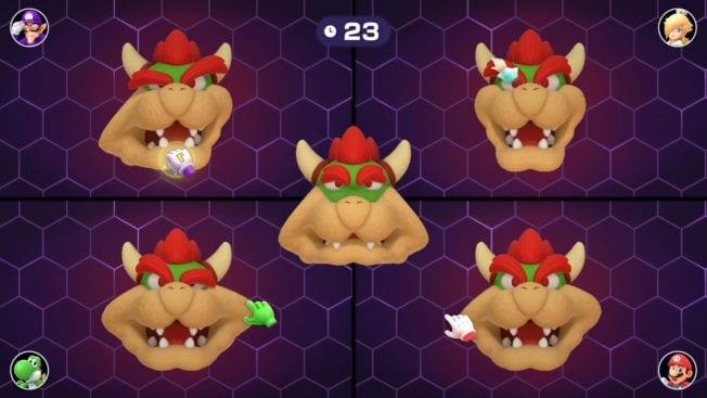 Superstars de Mario Party