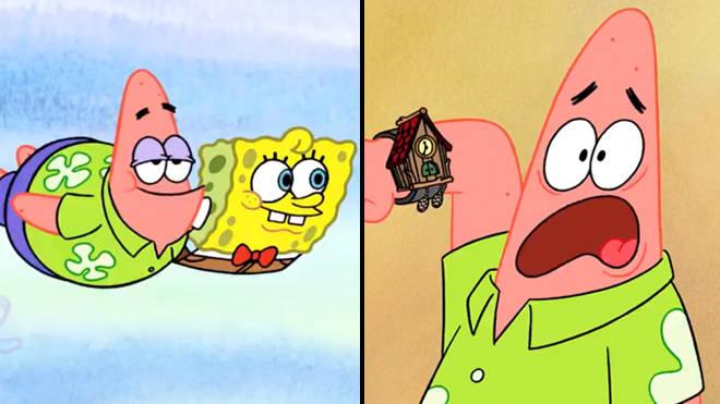 Patrick Star Obtient Sa Propre Série Télévisée Dérivée De Spongebob