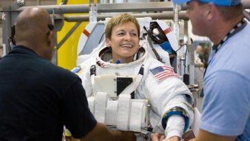 Peggy Whitson Est De Retour ! L'astronaute Qui A Battu