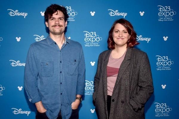 Michael Waldron et Kate Herron