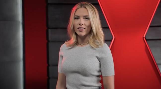 Scarlett Johansson parle de l'histoire de l'agent Romanoff (Crédit: Marvel)