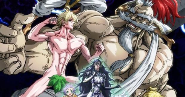 """""""Shūmatsu no Valkyrie : Record of Ragnarok"""" est le nom original du manga qui a été adapté en anime (Photo : Netflix)"""