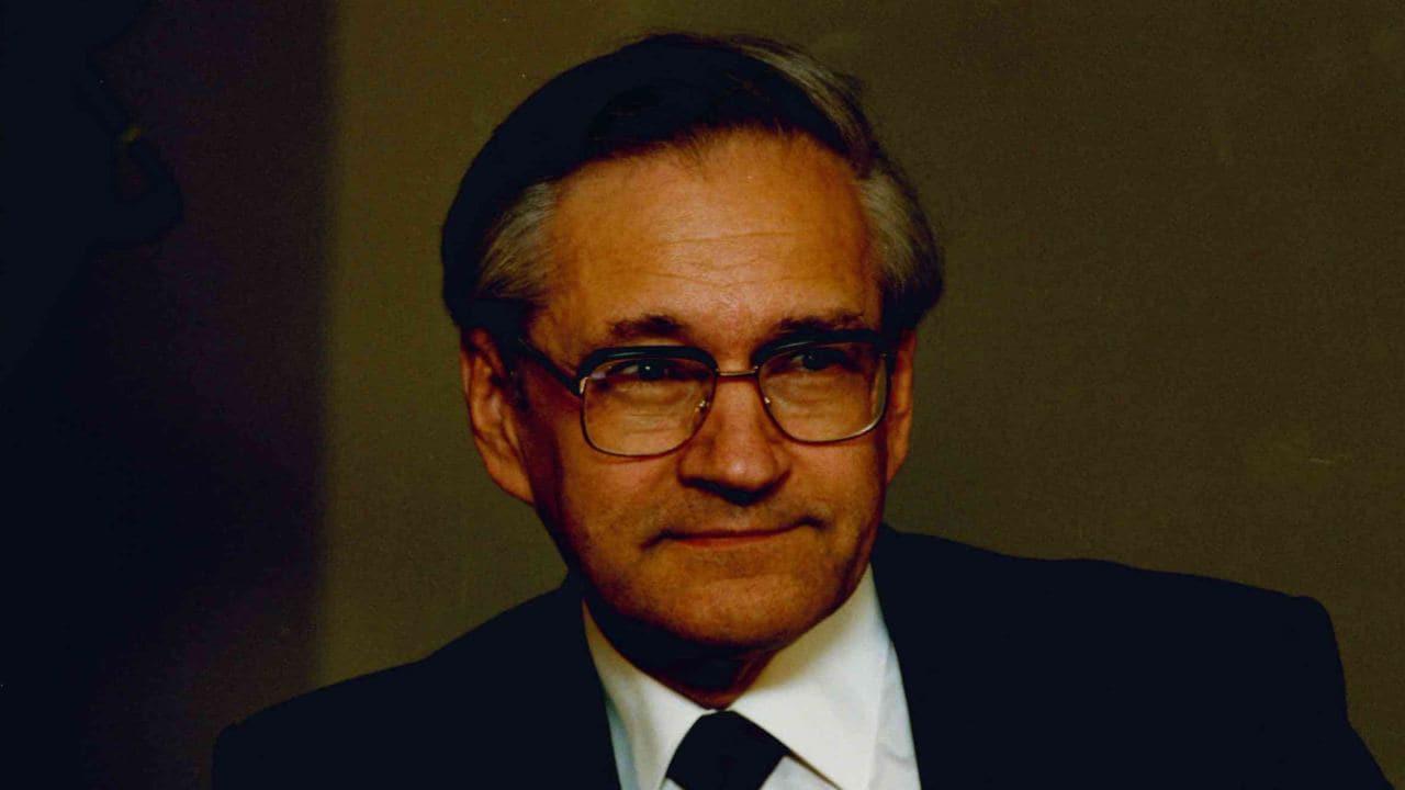 Richard Ernst est décédé vendredi à l'âge de 87 ans à Winterthur, la ville près de Zurich où il est né en 1933. Crédit d'image : Prix Nobel/Boo Jonsson