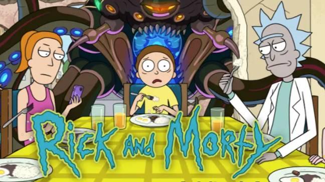 La saison 5 de Rick et Morty est diffusée en juin 2021 (Crédit: Twitter/RickandMorty)
