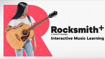 Rocksmith + D'ubisoft : Annonce D'un Nouveau Service D'abonnement Pour