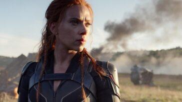 Scarlett Johansson parle de la sexualisation de Black Widow dans le MCU
