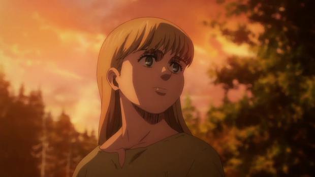 « Shingeki no Kyojin » a confirmé l'achèvement d'un dernier lot d'épisodes à la fin de l'épisode 16 de sa quatrième saison.  (Photo : Crunchyroll)