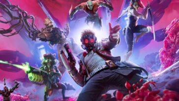 Square Enix à L'e3 2021 : Guardians Of The Galaxy,