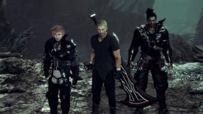 Stranger of Paradise - Final Fantasy Orgin - Héros