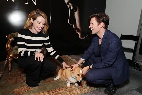 Claire Foy et Matt Smith étaient les stars de The Crown.  Photo: (IMDB)