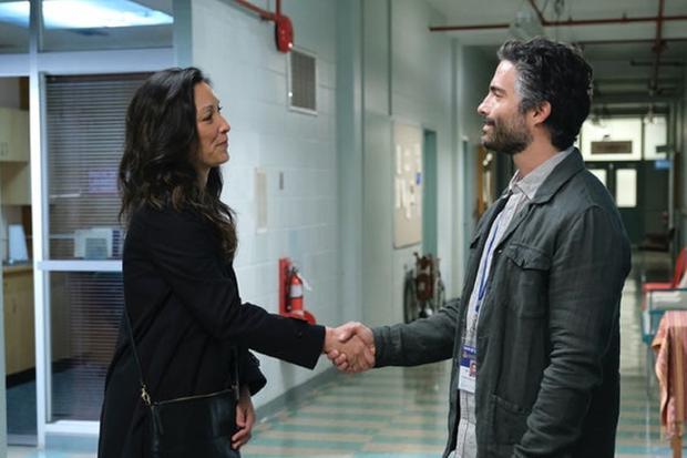 """Osvaldo Benavides incarne Mateo Rendón Osma et rejoindra le casting récurrent de la saison 5 de """"The Good Doctor"""" (Photo: ABC)"""