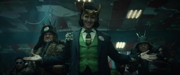 Le dieu le plus rebelle d'Asgard.  Photo : (Disney +)