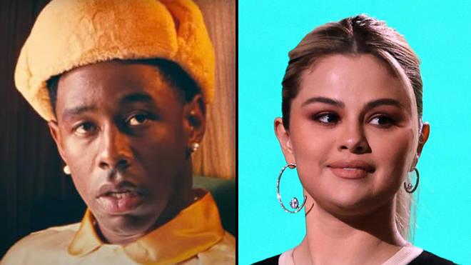 Tyler, le créateur s'excuse auprès de Selena Gomez pour les tweets inappropriés dans les paroles du Manifeste