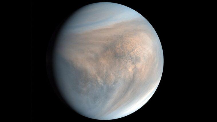 Vénus N'a Pas Assez D'eau Dans Son Atmosphère Pour Soutenir
