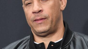 Vin Diesel.  Crédit : PA