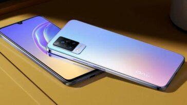 Vivo V21 5g : Présentation Du Téléphone Mobile Milieu De
