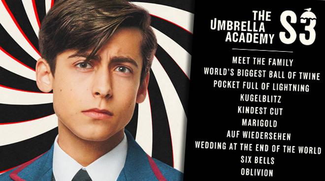 Titres des épisodes de la saison 3 de Umbrella Academy: voici ce qu'ils signifient