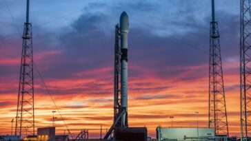 Vous Pouvez Regarder Spacex Lancer Un Nouveau Satellite Gps Pour