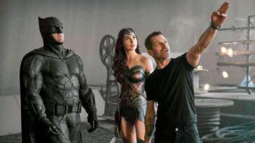 Zack Snyder N'a Jamais Entendu Un Mot De Warner Bros.