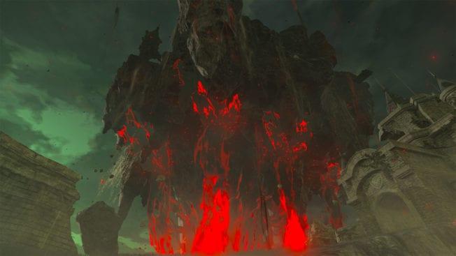 La légende de Zelda Breath of the Wild 2