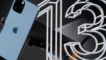 Iphone 13 : Nouveaux Modèles Avec Des Batteries Plus Grosses