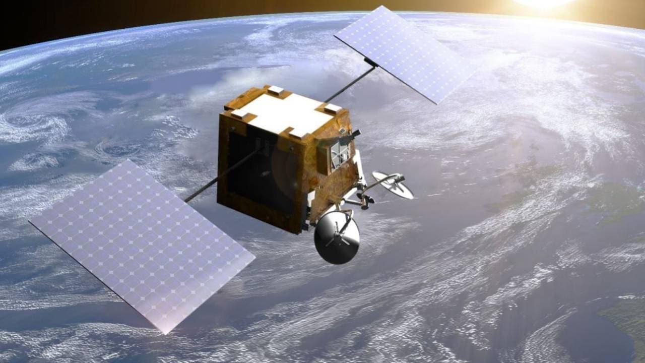Image représentative du satellite OneWeb.  crédit image : OneWeb