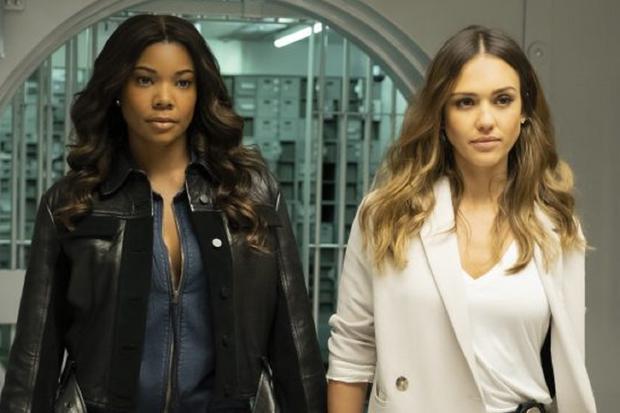 """Gabrielle Union et Jessica Alba accepteront-elles de revenir pour une saison 3 de """"Le meilleur de LA""""?  (Photo : Spectre)"""