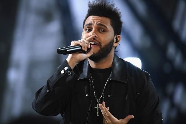 The Weeknd serait le nouveau partenaire d'Angelina.  Photo: (Getty)