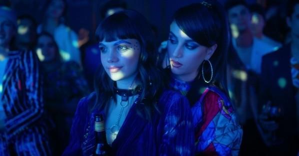 Mencía et Rebeka étaient le couple préféré.  Photo: (Netflix)