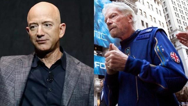 Expliqué: Comment Les Milliardaires Bezos Et Branson S'affrontent Dans La