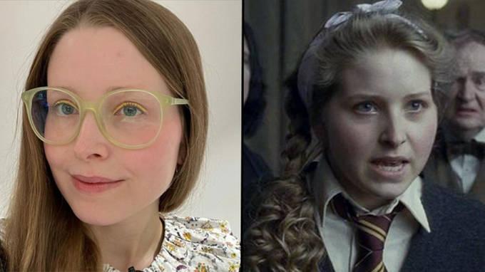 """Jessie Cave De Harry Potter Dit Qu'elle A été """"traitée"""