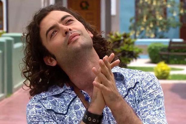 Acteur comme Alex Ganoza.  (Photo : America Teñevisión)