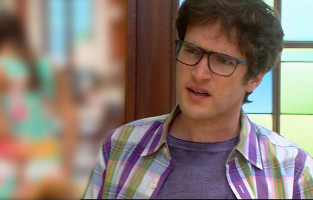 L'acteur comme Dante.  (Photo: Amérique TV)