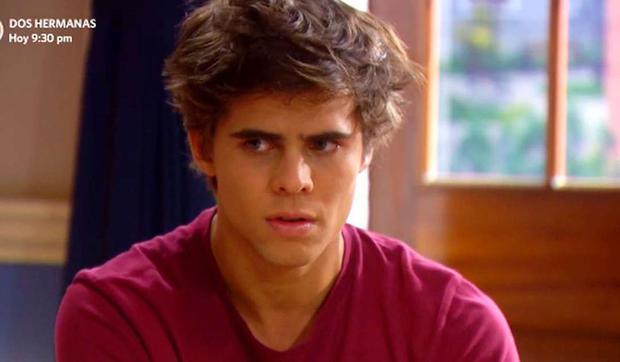L'acteur comme Julio.  (Photo: Amérique TV)