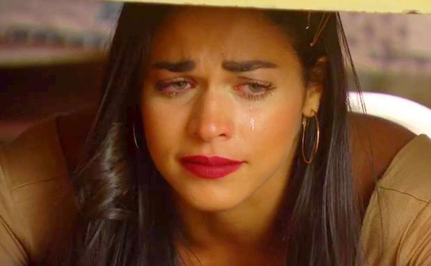 L'actrice comme Sarita.  (Photo: Amérique TV)