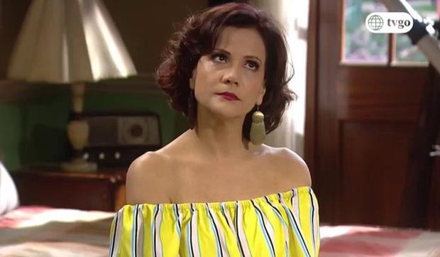 L'actrice en Malena.  (Photo: Amérique TV)