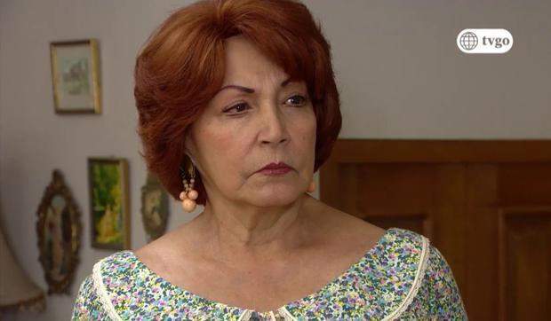 L'actrice comme Amanda.  (Photo: Amérique TV)