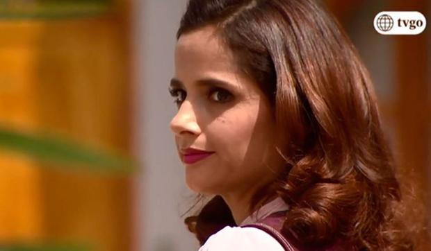 L'actrice comme Anita.  (Photo: Amérique TV)