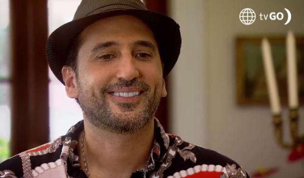 L'acteur comme Pepo.  (Photo: Amérique TV)