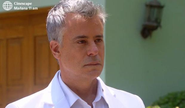 Acteur comme Luis Felipe Sandoval.  (Photo: Amérique TV)