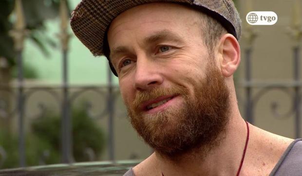 L'acteur comme Charlie.  (Photo: Amérique TV)