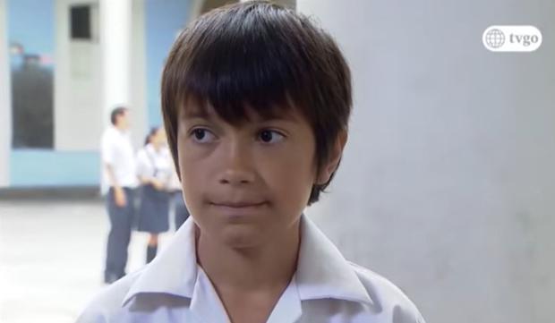 Pedroto dans la première saison.  (Photo: Amérique TV)