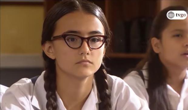 Lily dans la première saison.  (Photo: Amérique TV)