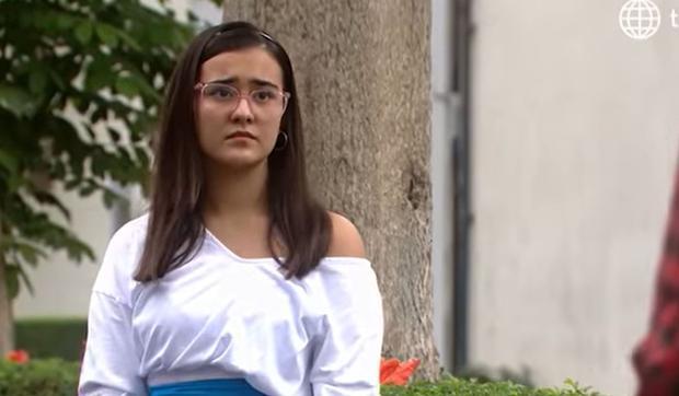 Lily dans la saison quatre.  (Photo: Amérique TV)