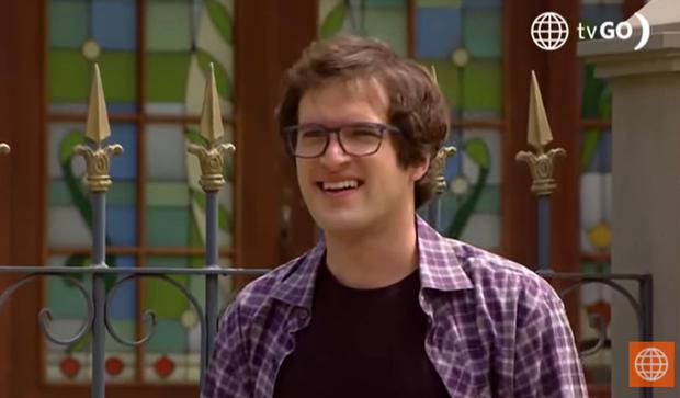 Dante dans la quatrième saison.  (Photo: Amérique TV)