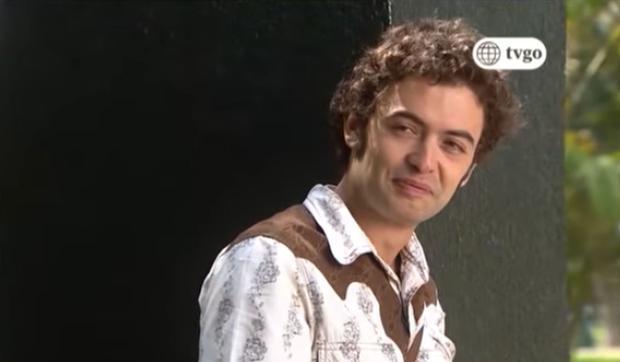 Alex dans la première saison.  (Photo: Amérique TV)