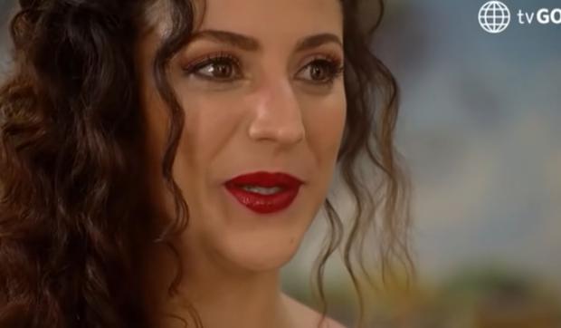 Sofia dans la quatrième saison.  (Photo: Amérique TV)