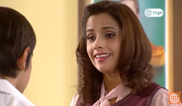 Anita dans la première saison.  (Photo: Amérique TV)