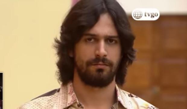 Pacho dans la première saison.  (Photo: Amérique TV)